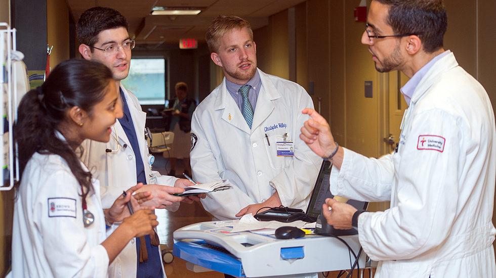 Brown University Internal Medicine Residency Residency
