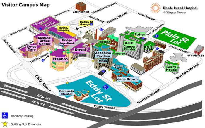 RIH Map