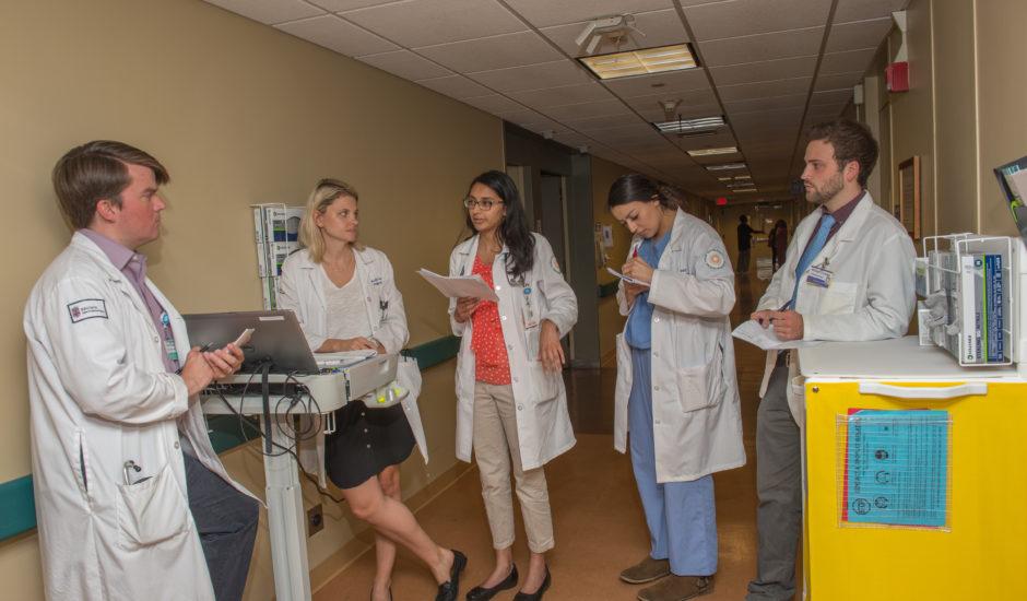 Brown University Internal Medicine Residency Curriculum
